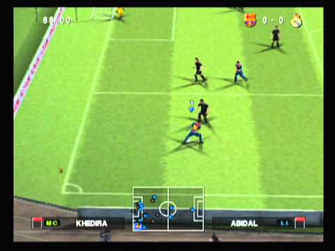 Pes 2012 PS2 FC Barcelona VS Real Madrid
