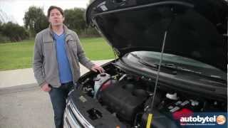 2012 Ford Edge 2.0 Liter EcoBoost Test Drive&Crossover SUV Review