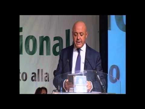I° Congresso Corte Giustizia Popolare per Diritto a Salute – R. Messina, Presidente FederAnziani