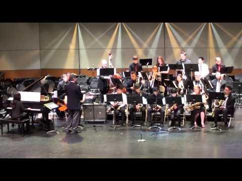 HM Jackson High School - Final Concert 2013-2014; Jazz II - Madrid