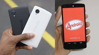 Google Nexus 5 Review! - YouTube