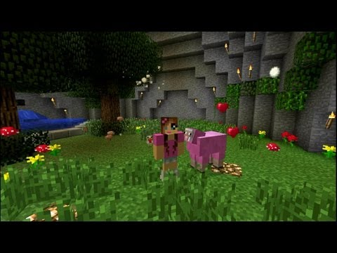 Minecraft: Underground Survival - gościnnie u Madzi i Wojtka :)
