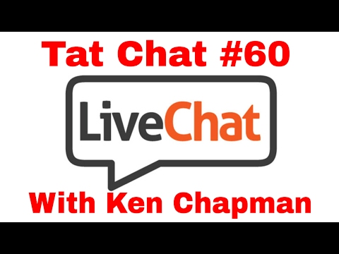 Tat Chat #60 - with guest Ken Chapman - How to sell on ebay