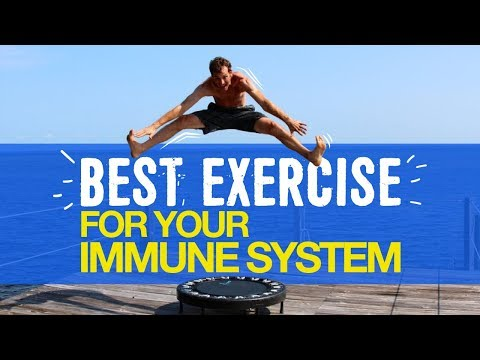 , title : 'Rebounding: The Best Exercise for your Immune System'