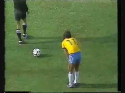 Zoff ,la parata decisiva contro il Brasile su Oscar