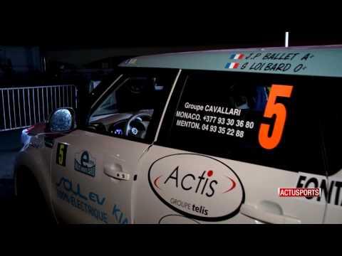 First e-Rallye Monte-Carlo