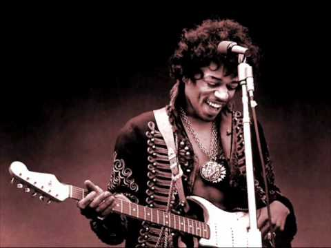 jimmy hendrix - cocaine