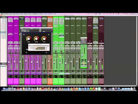 Massey THC Vocal Exciter Tutorial