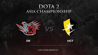 DK vs HGT, game 2
