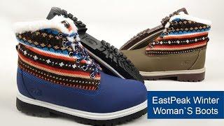 East Peak Winter Women's Boots - фото