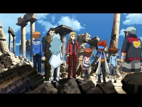 Beyblade Metal Fury (episodes 13-14-15) (greek)