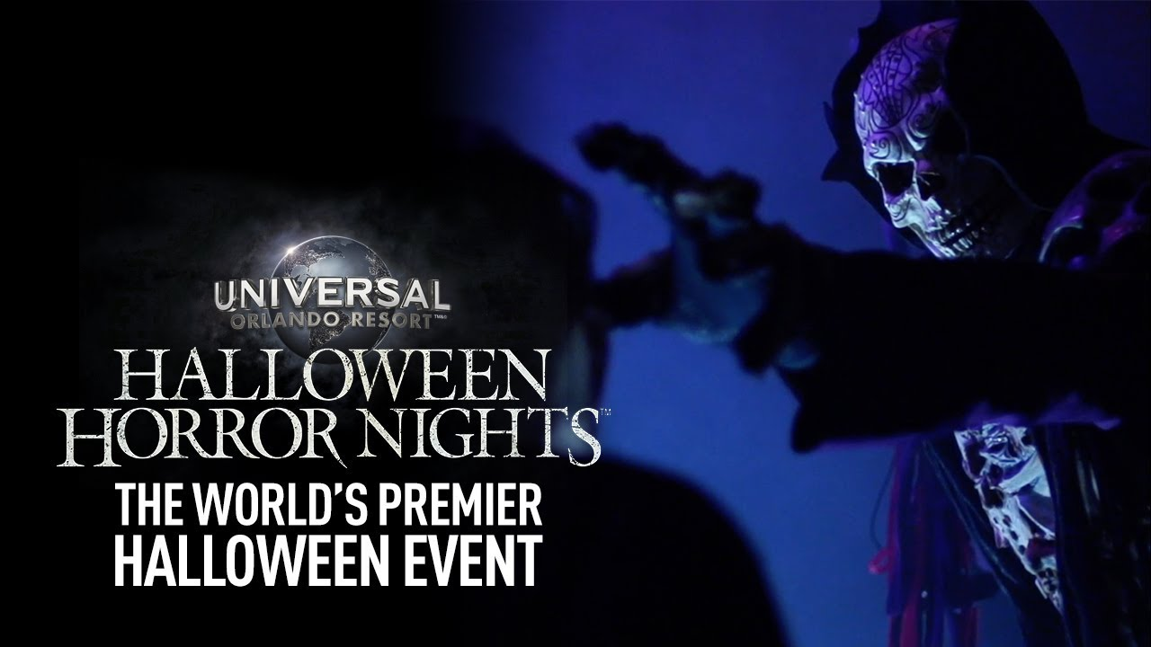 Halloween Horror Nights 2018 | Event Overview :30
