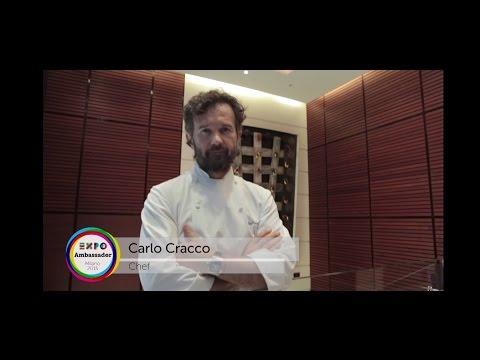 Expo 2015 Chef Ambassador Carlo Cracco eng