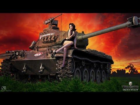 Стрим взвод с MavR WoT ))))09.01.2018 World of Tanks
