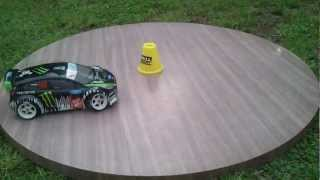 DRIFT77 - RC Gymkhana 5: The RC Version. (Tags: RC Drift Gymkhana 4 3)