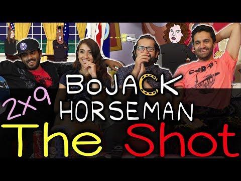 BoJack Horseman - 2x9 The Shot - Group Reaction