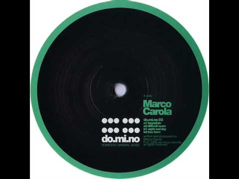 carola - Marco Carola - Day And Night.