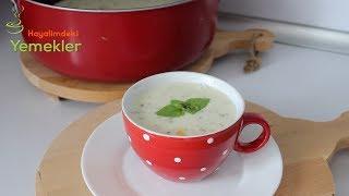 Ayran Aşı Çorbasıhttps://www.hayalimdekiyemekler.com/corbalar/ayran-asi-corbasi-yayla-corbasi-girar-tarifi/Yayla çorbası için Malzemeler 1 kilo yoğurt7  su bardağı kaynamış su ( ihtiyaca göre çoğaltabilirsiniz )2  çorba kaşığı un1 adet yumurta1 su bardağı haşlanmış buğday1 çay bardağı haşlanmış mısır1 çay bardağı haşlanmış  nohut  (  istege gore )1 çay bardağı haşlanmış  kuru fasulye   (istege gore )1 demet taze aşotu  (varsa güzel olur Kişniş)1 çorba kaşığı kuru naneve tuz Yayla Çorbası Nasıl yapılır Yoğurdu bir tencereye alın üzerine un ve yumurtayı ilave edip iyice çırpınÇırptığınız yoğurdun üzerine kaynamış suyu ilave edin aynı anda karıştırmaya devam edinYoğurdunuz ocağa alın sürekli karıştırarak kaynatınPazıyı naneyi ve aşotunu küçük küçük kesin çorbaya ilave edin  ( çorbanın rengini değiştirmesini istemiyorsanız önceden haşlayıp suyunu süzünve sonra çorbaya ilave edebilirsinizÇorbadaki pazı iyice yumuşayınca önceden haşlanmış olan buğdayı,nohutu,kuru fasulyeyi ve  kuru naneyi çorbaya ilave edin arada karıştırın ihtiyaca göre biraz su ekleyebilirsiniz,En son tuzu ilave edip 5 dakika daha kaynatın ve ocaktan alınYayla çorbasını ister soğuk ister sıcak servis yapınAfiyet  OlsunSayfalarımı takibe alabilirsiniz :)Resimli Detaylı Püf Noktalarıyla Yemek Tarifleri http://www.hayalimdekiyemekler.com/Facebook : https://www.facebook.com/pages/Hayalimdekiyemekler/284836254958186?hc_location=timelineInstagram : http://instagram.com/hayalimdekiyemekler/Pinterest: http://tr.pinterest.com/0s0gfu6kgyq6qbj/Yeni Tarifler için Telefonunuza indirmek isterseniz,verdiğim linklerden hemen indirebilirsiniz ve uygulamamıza puan vermeyi, yorum yapmayı unutmayın :) İos Uygulama ( Appstore )  : https://itunes.apple.com/fr/app/hayalimdeki-yemekler/id1117374761?l=en&mt=8Android Uygulama için ( Gogle Play )  : https://play.google.com/store/apps/details?id=com.hayalimdekiyemekler&hl=trYoutube Kanalıma Abone olun :) https://www.youtube.com/channel/UCpwA5ZcoyBCOJDHJEzQP_Cg