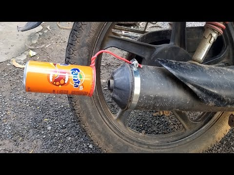 How To Make KTM Duke Exhaust Silencer Sound For Any Normal Bike - Thời lượng: 4:15.