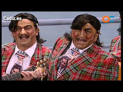 Chirigota, Pepe trola - Clasificatorias