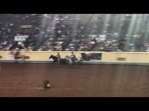 Cowboys Of Color Rodeo 2018 Pony Express 6th Race