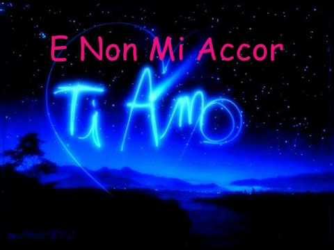 , title : 'Una Rosa Blu + Testo-Michele Zarrillo'