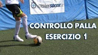 ESERCIZIO 1 - LIVELLO EASY - CONTROLLO DEL PALLONE