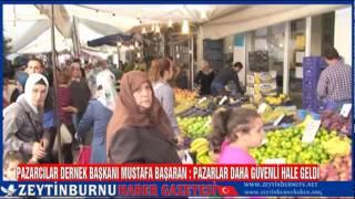 Pazarcılar Dernek Başkanı Mustafa Başaran'dan Zeytinburnu Belediyesine Teşekkür