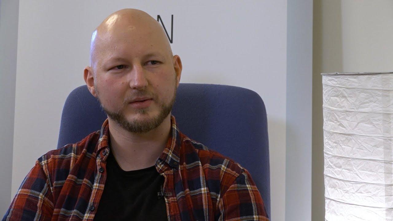 Karlar og krabbamein 1. þáttur 2020Thumbnail not found