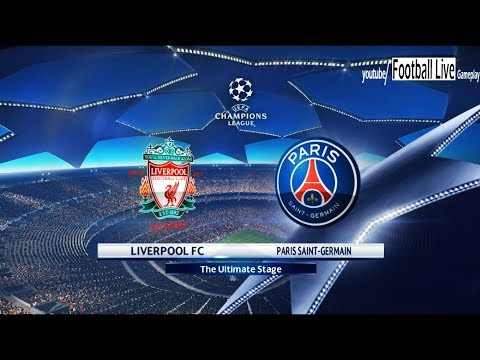 PES 2018 | Liverpool Vs Paris Saint Germain | UEFA Champions League (UCL) | Gameplay PC