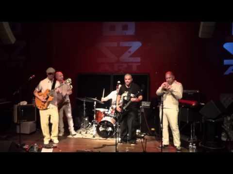 Magnum Coltrane Price - Freak U @ Bizz'Art - 23/06/12