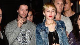 Miley Cyrus & Patrick Schwarzenegger Romantic Miami Date!
