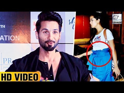 Shahid Kapoor CONFIRMS Wife Mira Rajput is PREG