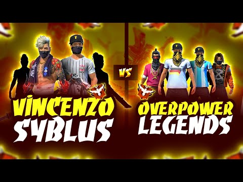 Vincenzo + Syblus Squad Vs Legends, Overpower Guildmates || can they beat their guild leaders  ?