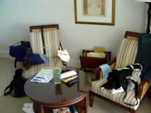 Fairmont Royal Pavilion Hotel Barbados - hotel room video