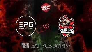 EPG vs Empire, DreamLeague Season 7, game 2 [Lex, LightOfHeaven]