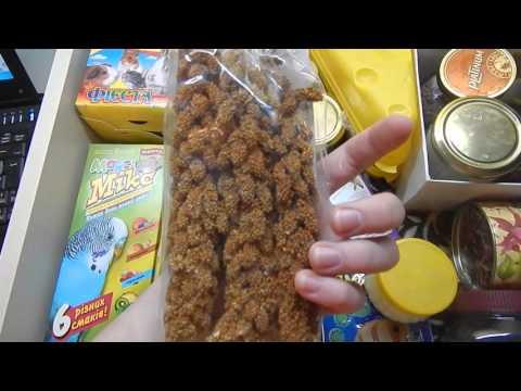 Вкусняшки своими руками для хомяка