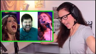 Video Vocal Coach Reacts - Who Sang The