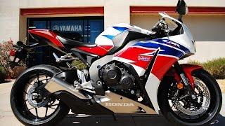 7. 2015 Honda CBR1000RR
