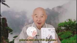 Prof. Chin kung Grußwort bei der Eröffnungszeremonie