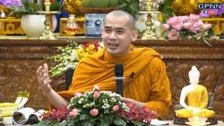 [TRỰC TIẾP] Kinh Trung Bộ #19: Kinh Song Tầm (Dhedhàvitakka Sutta) với Sư Phước Toàn