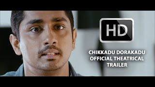 Chikkadu Dorakadu (Jigarthanda) Official Theatrical Trailer