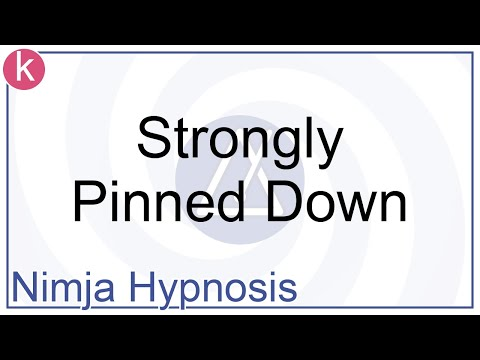 Hypnosis - Strongly Pinned Down
