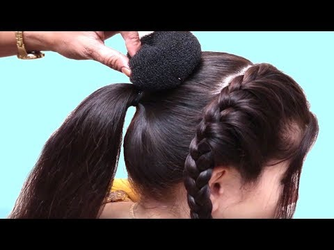Hairstyles for long hair - Different Hair style for Long Hair//Hairstyles for girls//occasion//Hairstyles Tutorials 2018