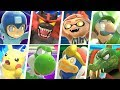 All Final Smashes