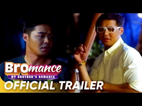 full trailer - BROMANCE - My Brother's Romance https://www.facebook.com/BromanceMovie Starring Zanjoe Marudo & Cristine Reyes. Directed by Wenn V. Deramas Produced by Skyli...