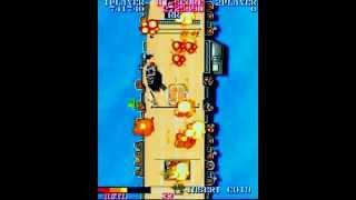 2009年10月にプレイ録画した動画になります。ゲーム基板がボロで音が悪いのでご了承下さい。
