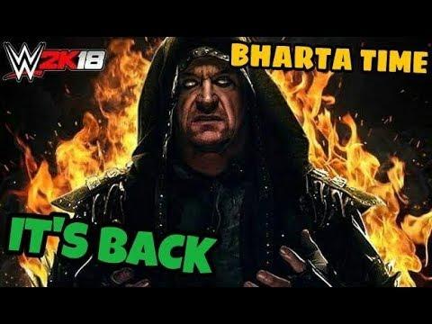 WWE 2K18 KABBADI KHELENGE AAJ FUN AND ULTIMATE MASTI (PS4 )