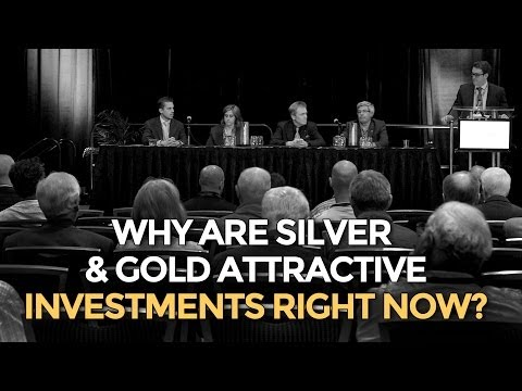 silver - More: http://www.hiddensecretsofmoney.com Why Is Silver Attractive Right Now? Join Mike Maloney and Ed Steer for their thoughts on the current market and why silver bullion is such an opportunity....