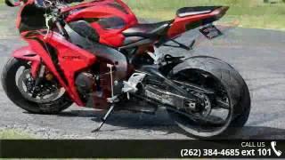 8. 2008 Honda CBR 1000RR  - Action Power Sports - Waukesha, ...
